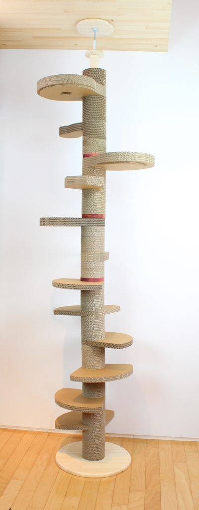 カリカリーナキャットタワー