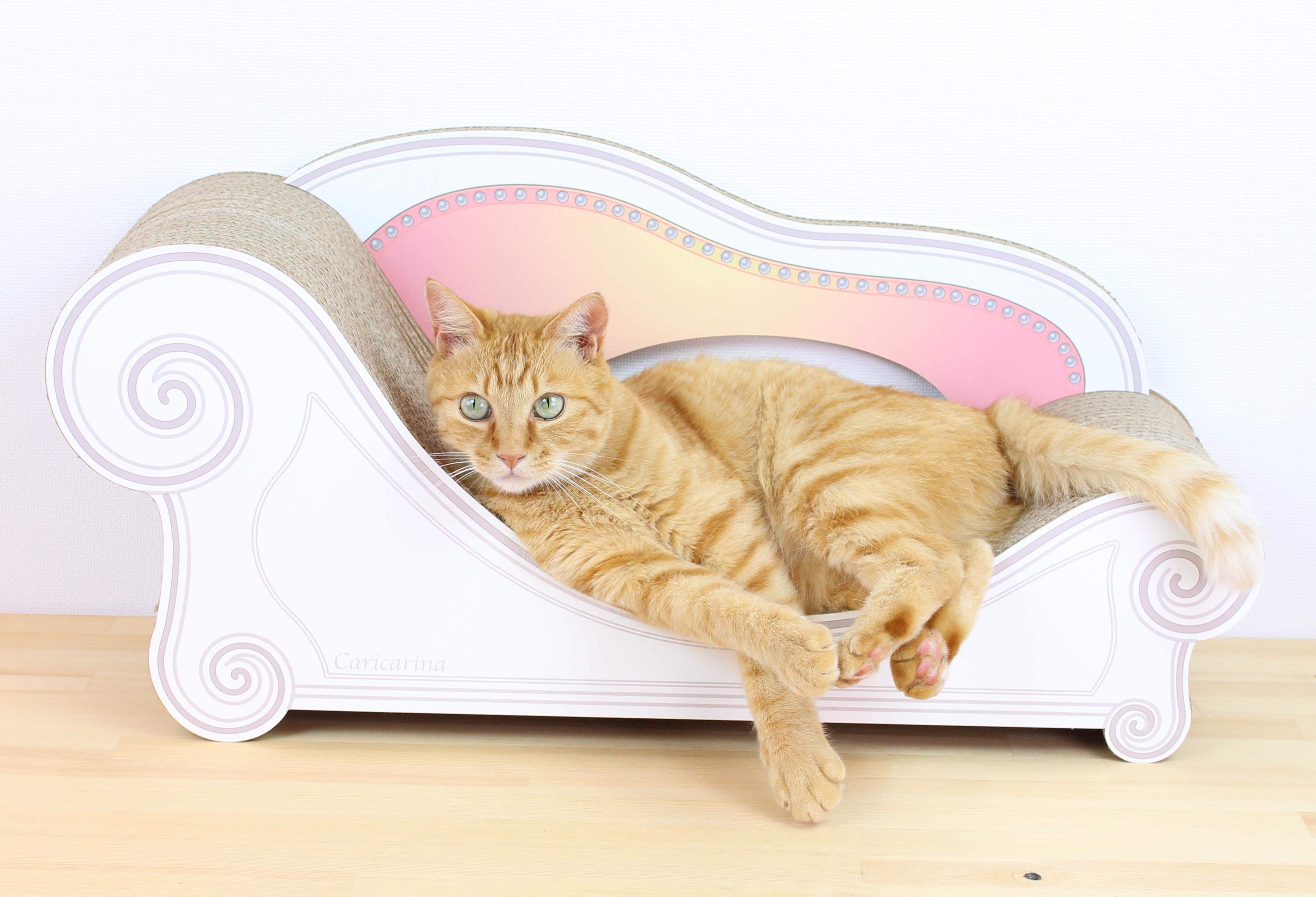 猫家具 カリカリーナ