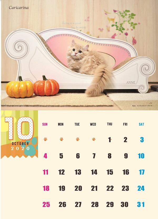 calendar2020-10